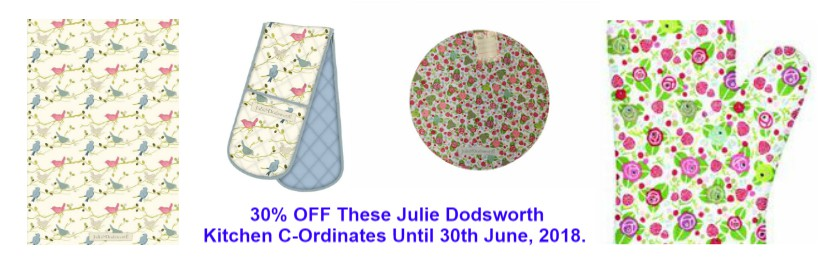 Julie Dodsworth Offer