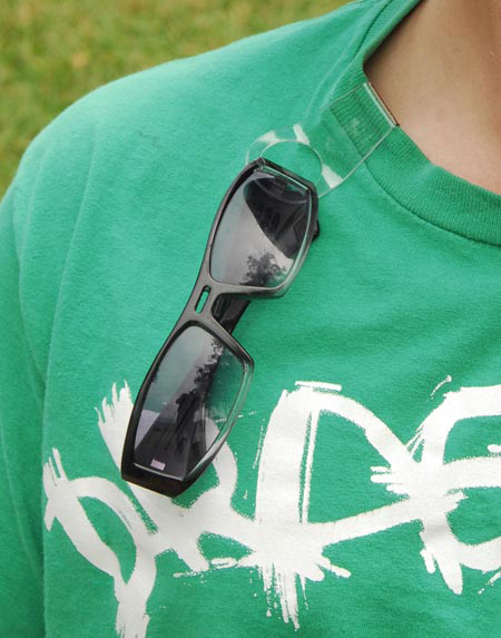 Clippie Eye Glass Holders