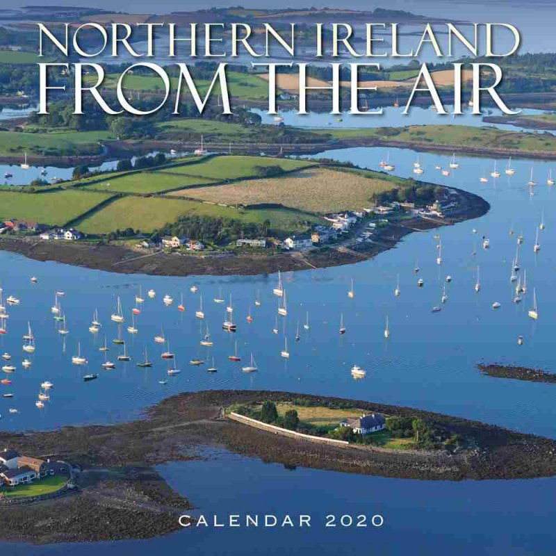 Northern Ireland From The Air Calendar 2020